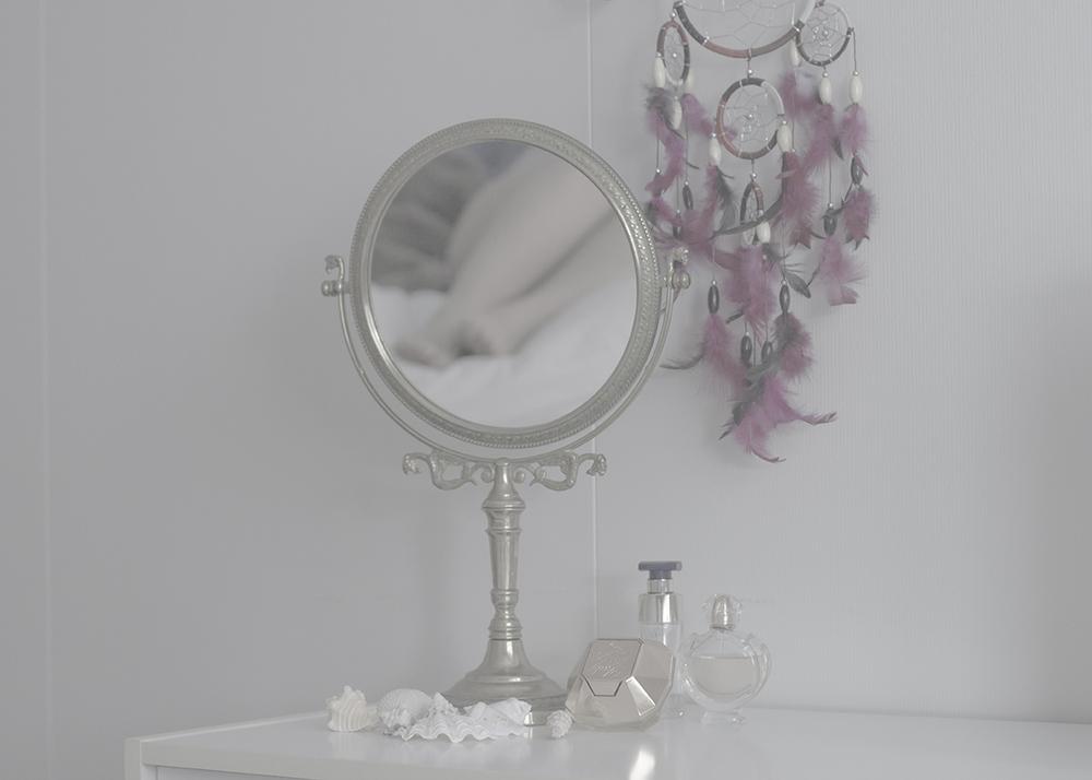 Speilet sladrer