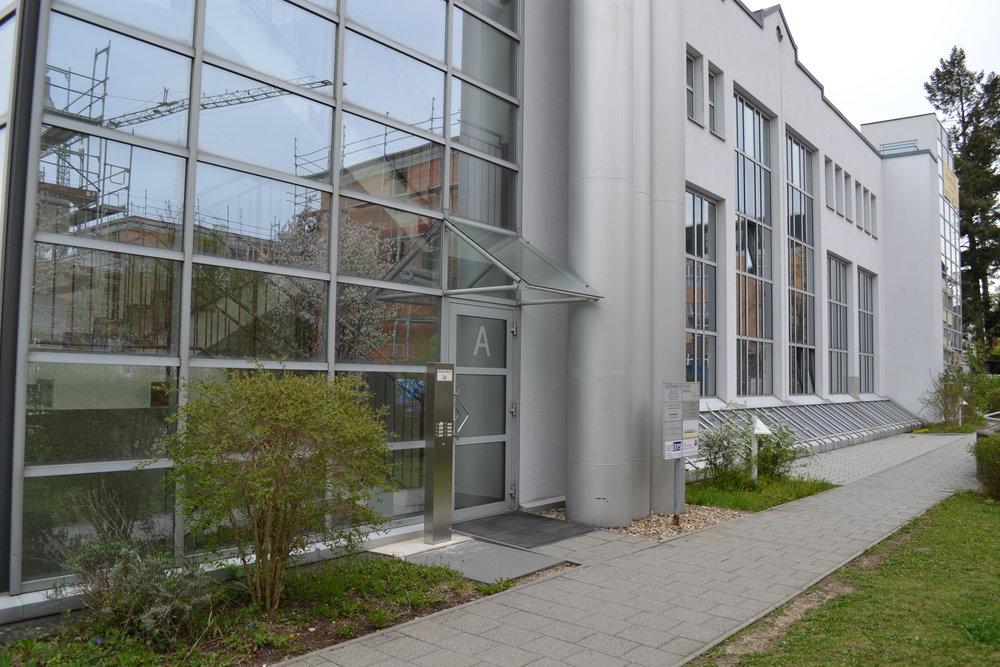 Hermann-Köhl-Str.2a, Eingang A, 94049 Regensburg