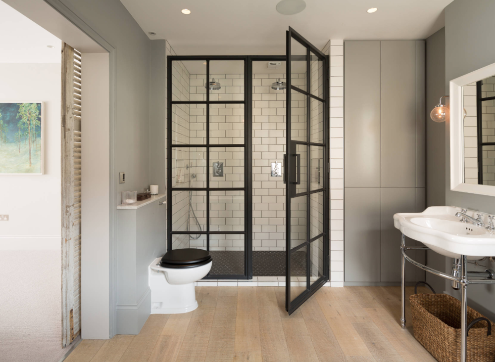 Crittall Doors - If like me your Pinterest feed is filled with images like this. Whether it is bi-folds, room partitions, window frames or shower screens they are everywhere. Cant wait to implement some in some up and coming projects.