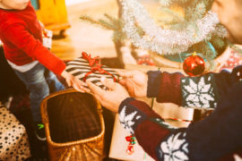 5 Tips for Keeping Your Kids Content During the Holidays -