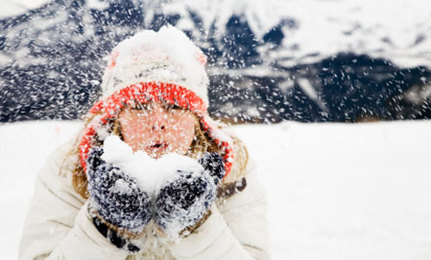 24 Fun Things to do with kids in winter -