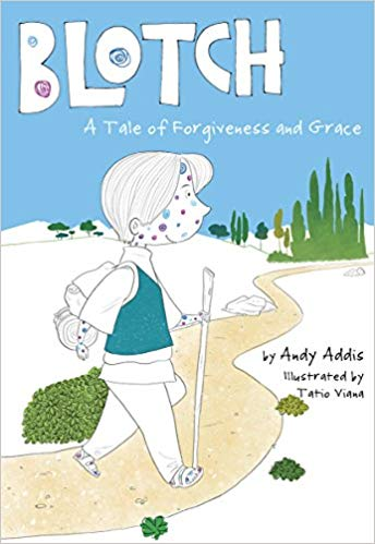 BOOK RECOMMENDATION FOR OLDER KIDS - Blotch is a boy who lives in a kingdom where everyone has blotches on their skin. Each time a person is mean or does something wrong, another spot appears. Hoping to find someone who knows how to get rid of the spots, Blotch strikes out on a journey. At the first village he meets the Hiders, who merely cover their spots. Next, the Pretenders simply deny they even have spots. A third village is full of the Blamers, who constantly fight and blame each other for their rapidly multiplying stains. Fearful and frustrated, Blotch finally meets a kind stranger who has the solution for removing the spots permanently. But an elated Blotch is shocked to find out that the humble stranger is actually the King, and the solution requires that the King take the spots on Himself—a sacrifice that will change Blotch and his family forever.