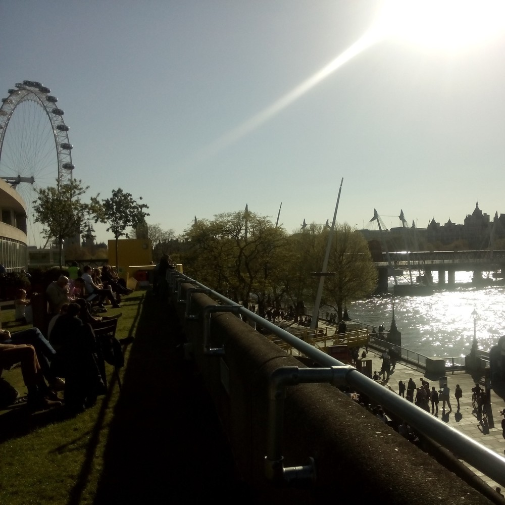 Long live the South Bank!