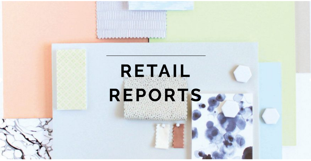 Retail Reports: Trend Bible
