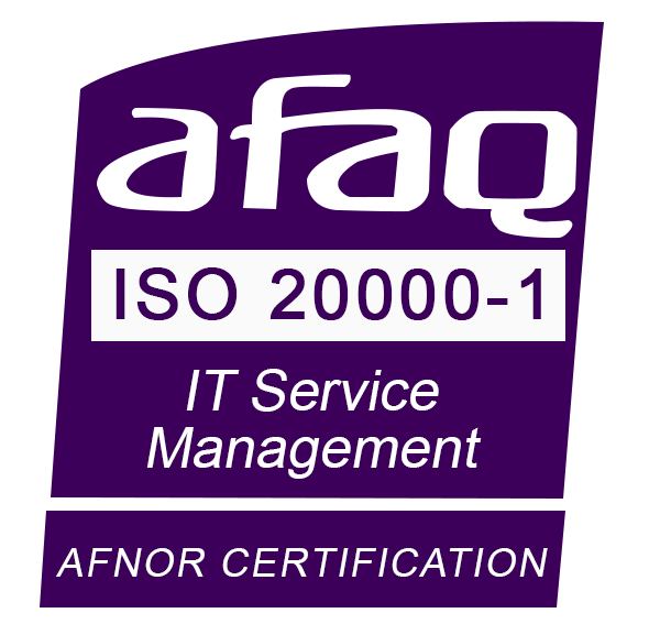 afaQ ISO 20000-1