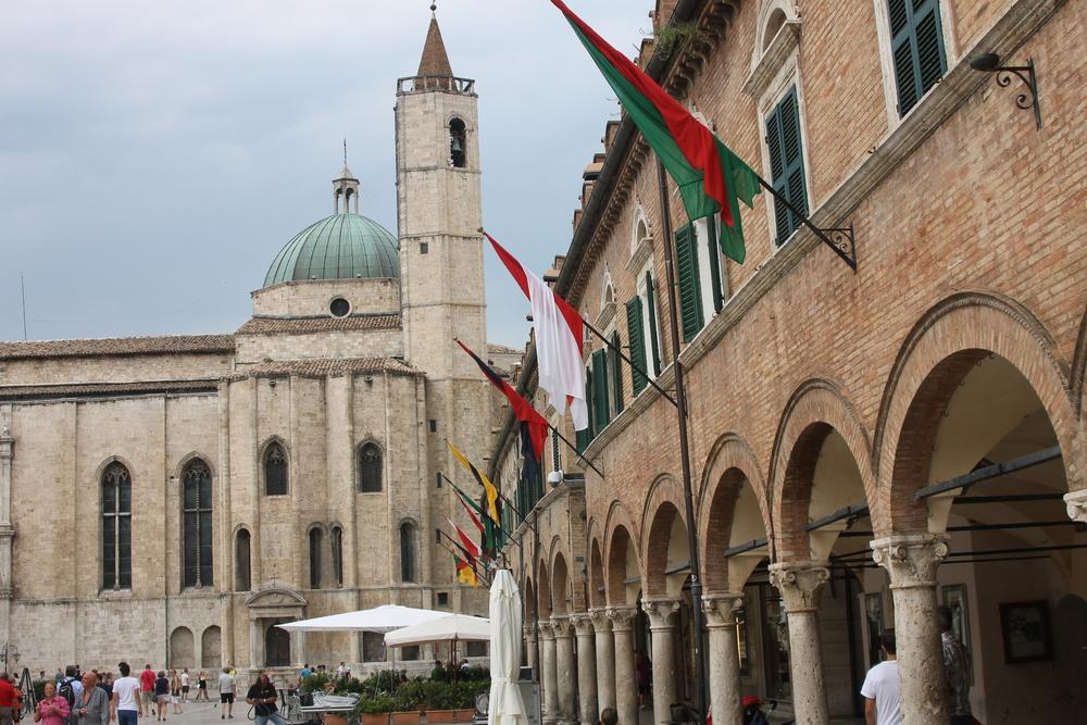 Ascoli Piceno, Le Marche, Italië