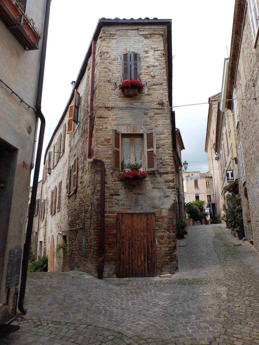 Massignano, Le Marche, Italië