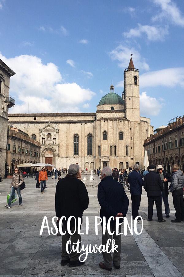 Bezienswaardigheden Asocli Piceno, Le Marche