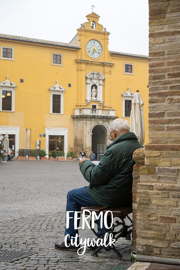 Bezienswaardigheden Fermo, Le Marche