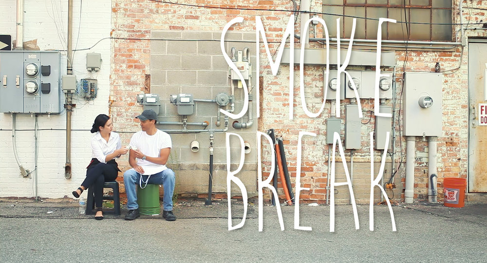 "Newsletter 8 - OUR NEW SHORT ""Smoke Break"""