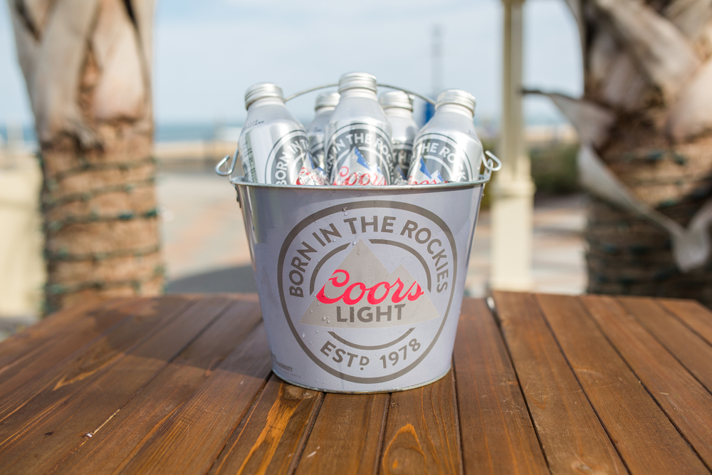 Beer Buckets   We all get by with a little help from our friends    Learn More