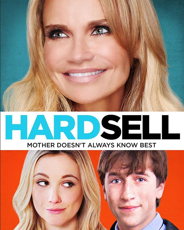 make tonight movie night! #summer #movies #popcorn #kristinchenoweth #katrinabowden #skylergisondo