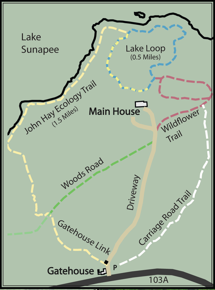 Trail Map | Click on the image To Download The Map