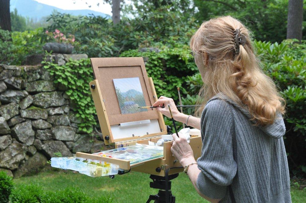 Artist in Old Garden-r.jpg