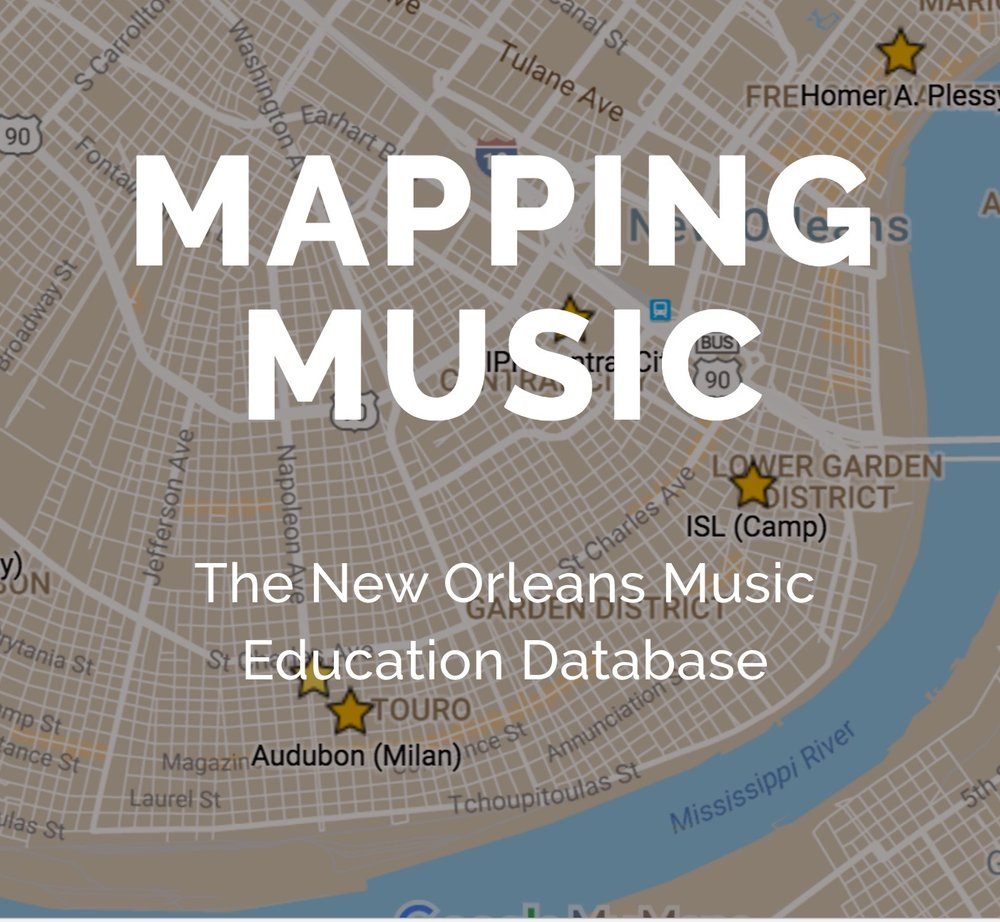 COLLECTING AND SHARING MUSIC EDUCATION DATA.