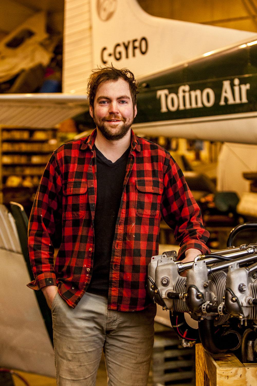 Ryan - Aircraft Maintenance Engineer Apprentice