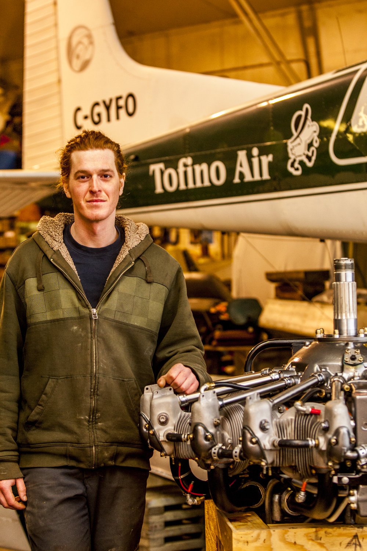 Louis - Aircraft Maintenance Engineer