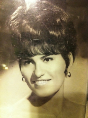 My mother Rosa Maria Olalde - 11/02/1949 - 12/03/2012