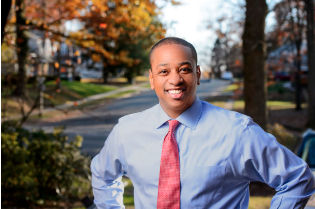 Image Source: Justin Fairfax for Virginia Lt. Governor