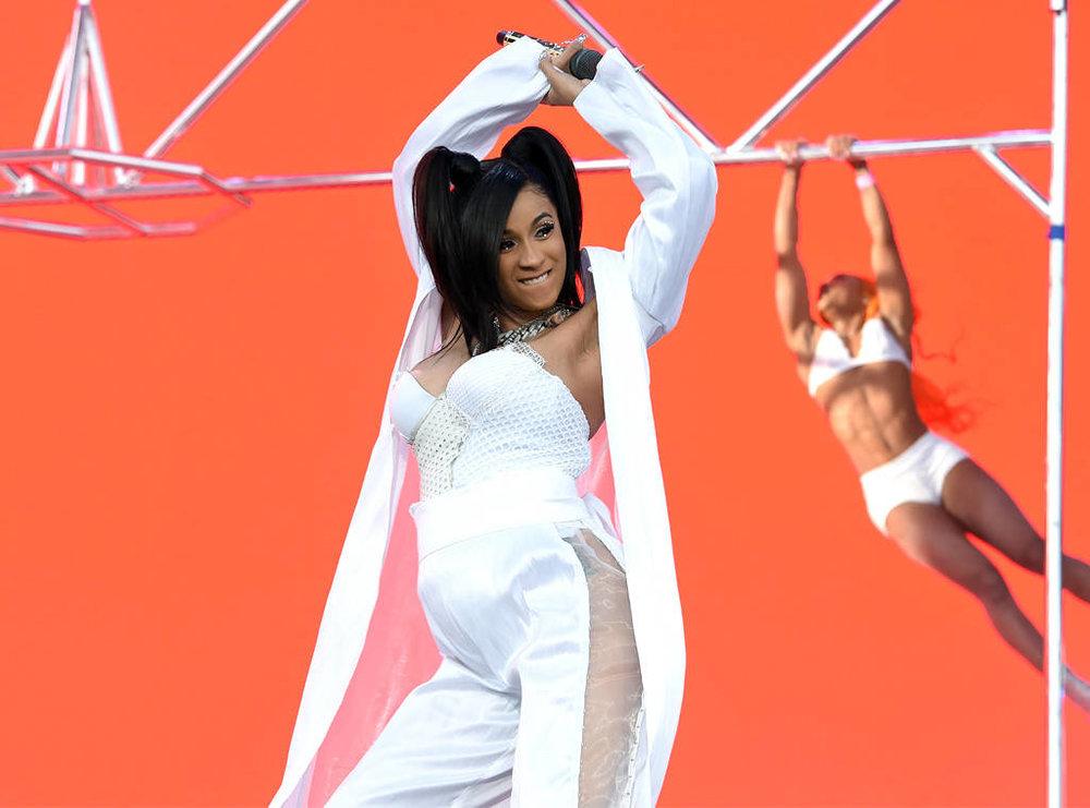 Image source:  http://www.eonline.com/news/927607/pregnant-cardi-b-brings-her-twerking-skills-to-the-coachella-music-festival