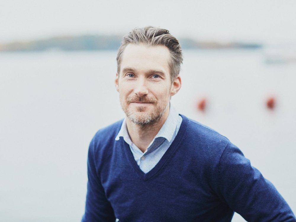 Johan Leander / Konsept & systemansvarlig