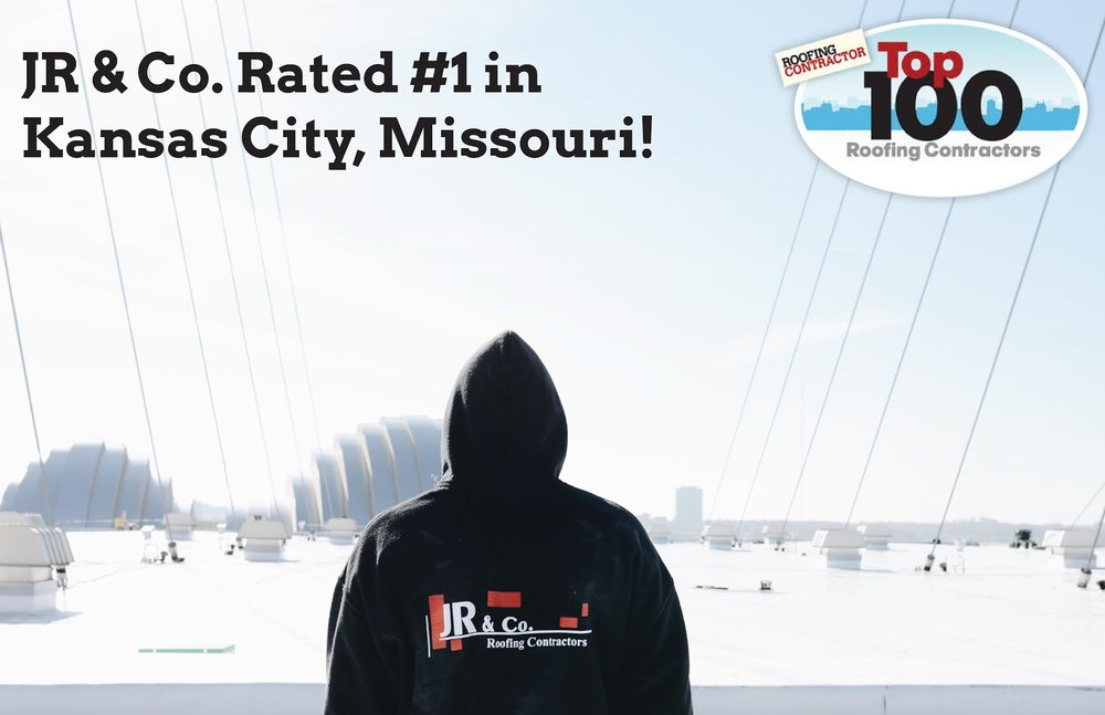 ... Roofing Contractors In The U.S. Not Only Did JR U0026 Co. Make The List,  Itu0027s The Top Rated Kansas City Company! Weu0027re Working Hard In 2016 To Make  This ...