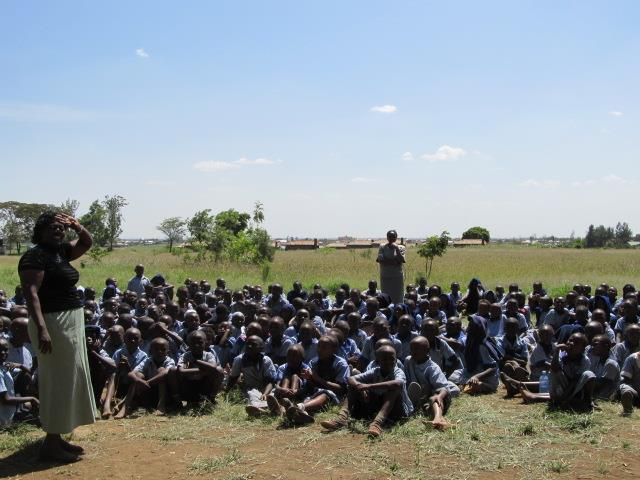 NDII-INI PRIMARY SCHOOL