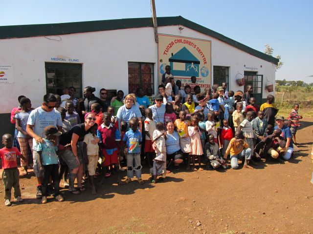 Mama Tunza Children's Centre.