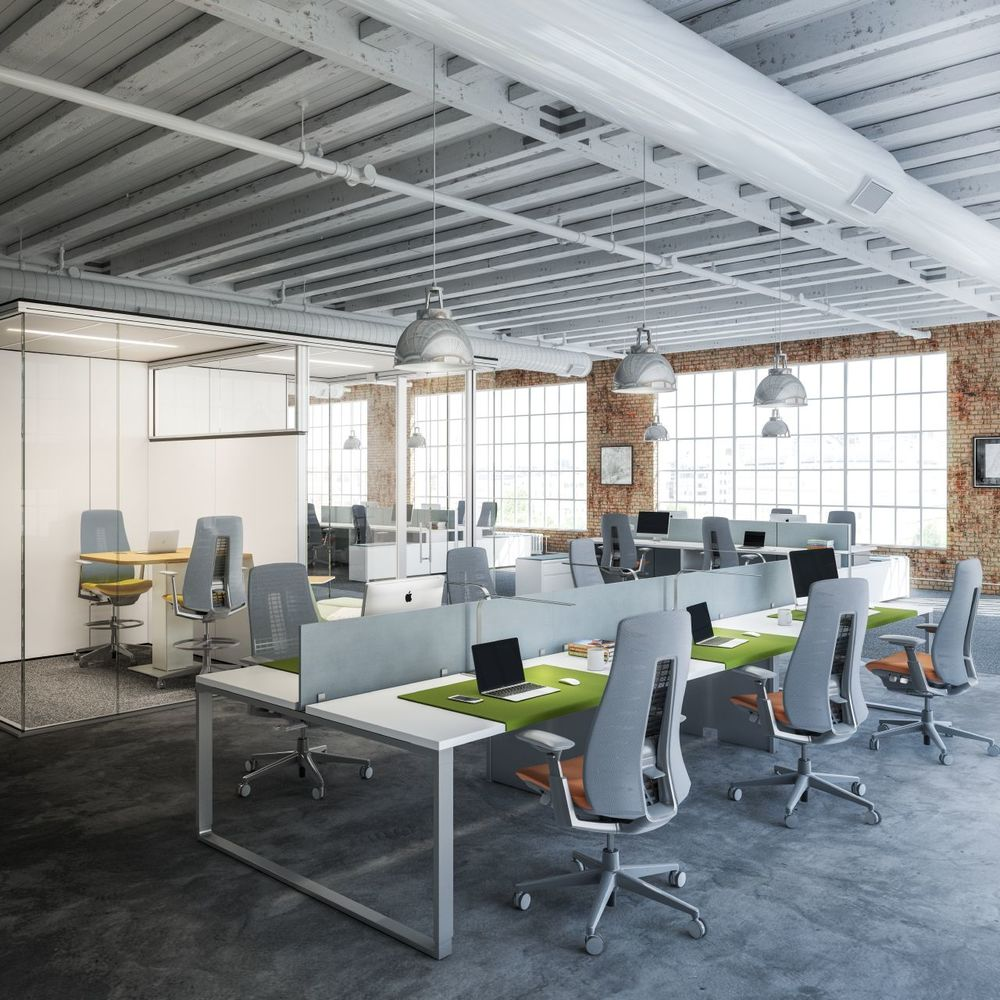 -Architectural -Storage-based -Desking -Benching -Panel-based -Collaborative -Private offices