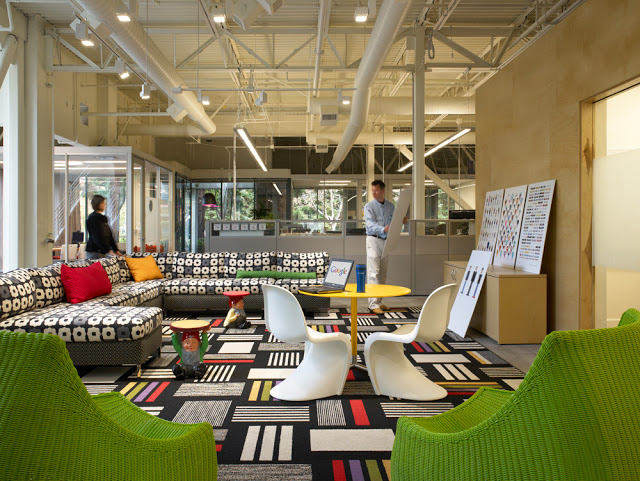 Google's Home Office