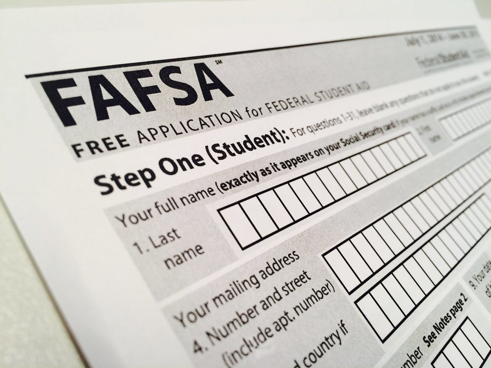 FAFSA Review - $275