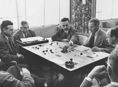 Red Team war game - RAND Corporation (1961)