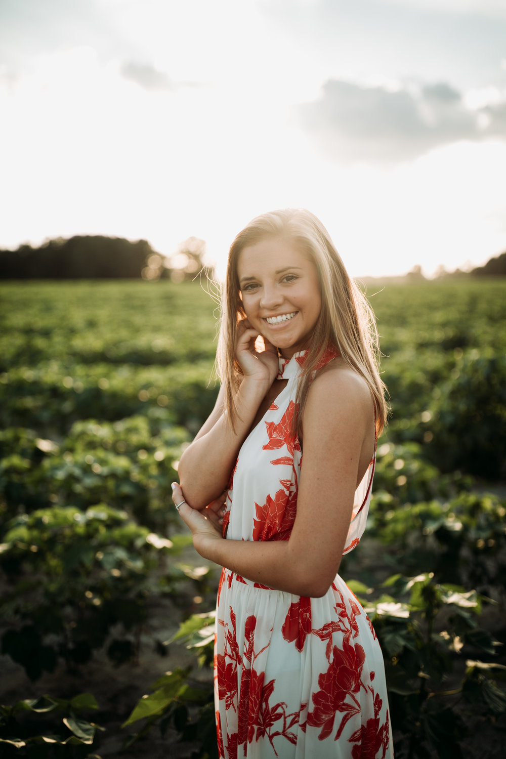 High School Senior - quite possibly the sweetest time of life