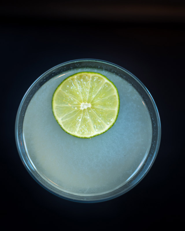 Ingredients: Ford's gin, fennel, lime