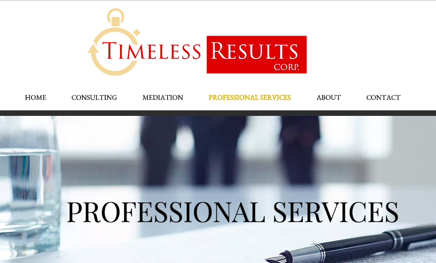 Timeless Results - Business Consulting