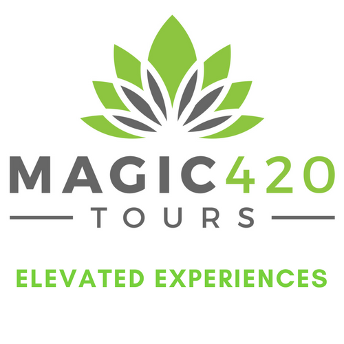 Magic 420 Tours - Cannabis Bus Tours
