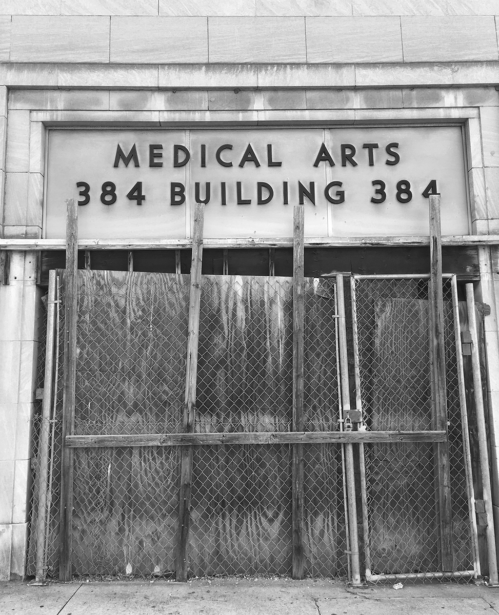 medical arts BW.jpg