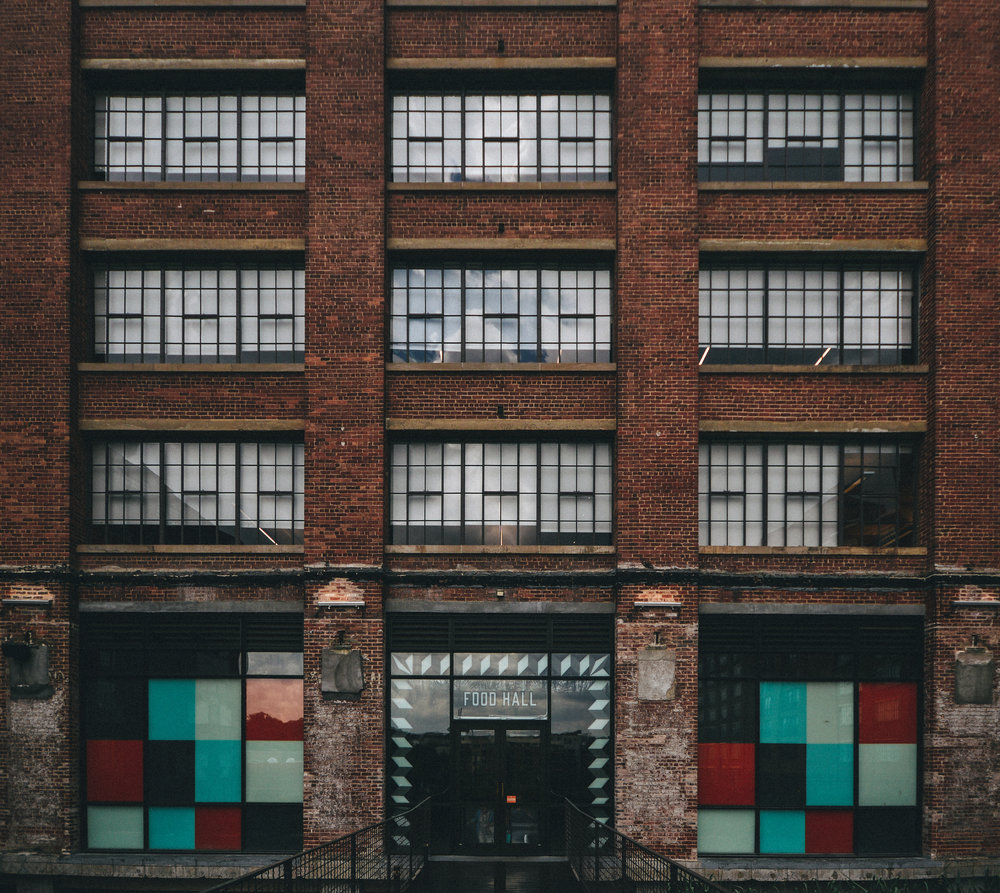 Ponce City Market, photo by Aaron Bridges