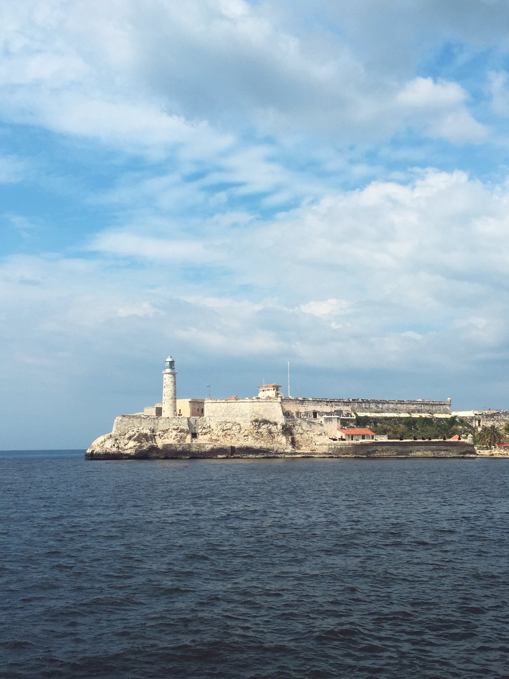 The Fort, Cuba.