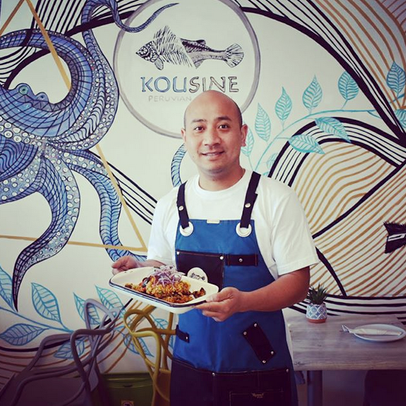 **Photographs provided by Kouisine Peruvian Kitchen