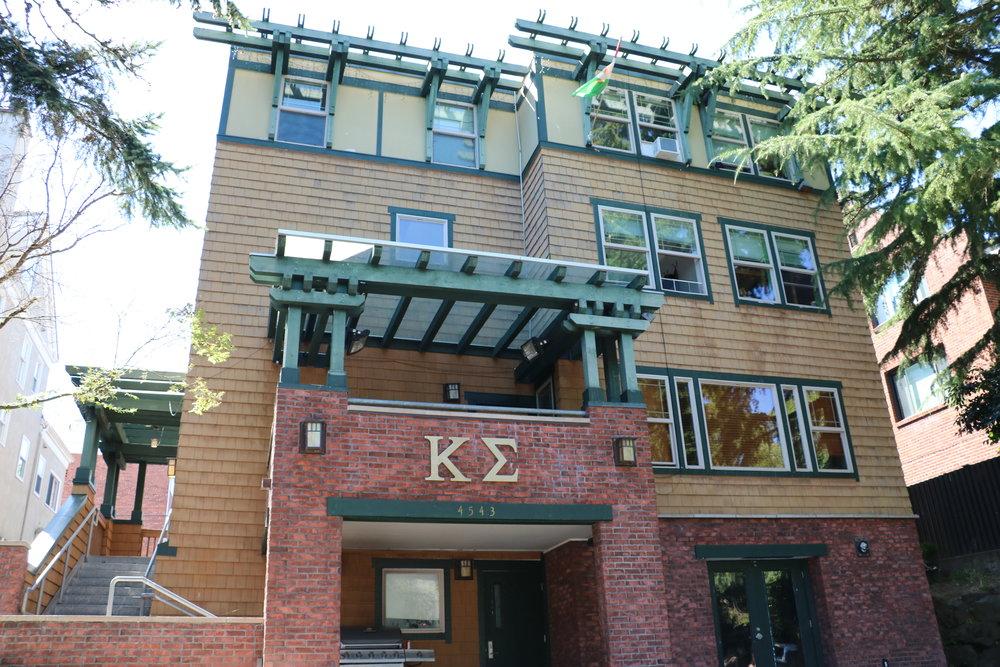 Kappa Sigma - Standing: Good