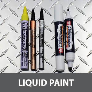 Pen-Touch Liquid PaintPermapaque Dual Point Permapaque Fine Point -