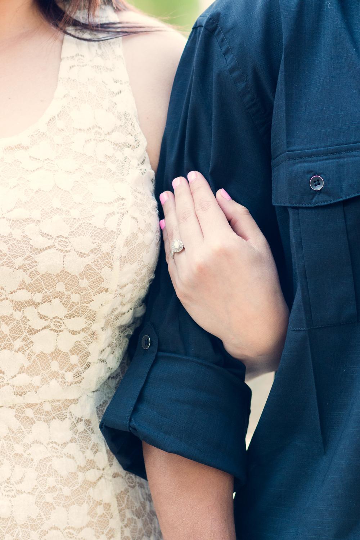 Engagement Photos Taken In Pismo Beach CA