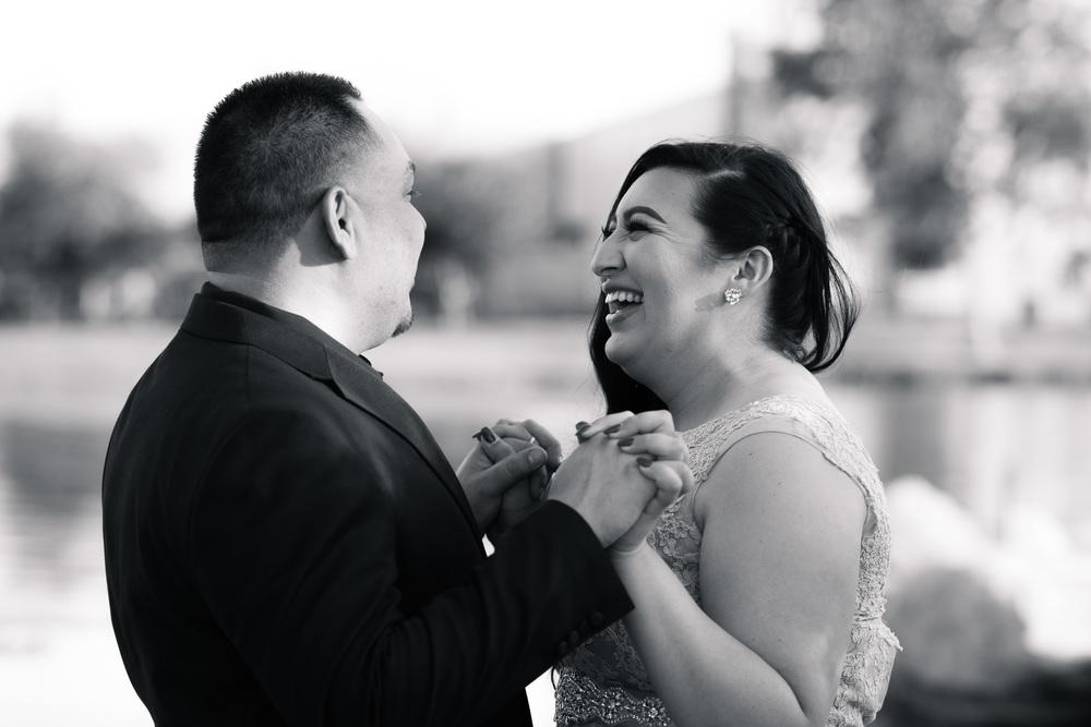 Engagement Photos Taken In Bakersfield