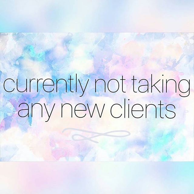 Dear Amazing Clients,  First off I'd like to start off by saying Thank You!!! Thank you for choosing me to be your stylist and making this first year of entrepreneurship a huge success. Your loyalty, friendship and trust you've placed in me, means more to me than you'll ever know. You and your referrals have helped grow Hair Eclips to place that I thought it would take years to accomplish! And for that I am VERY GRATEFUL! Unfortunately with all great things, comes great responsibility. So, at this time, regretfully I am unable to take on anymore new clients at this time #nonewclients #lovemyjob #blessed #hairstylist #booked