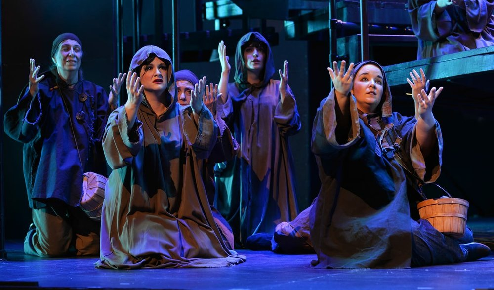 Lady in Waiting: Turandot (Cedar Rapids Opera Theatre/Paramount Theatre 2018)