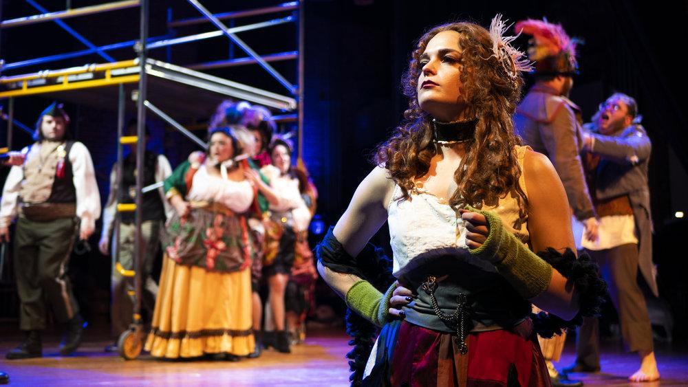 Jenny Diver : Threepenny Opera (Cedar Rapids Opera Theatre/CSPS Hall 2019)