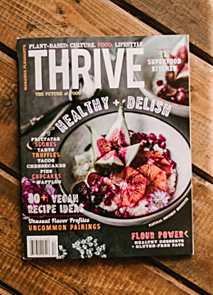 Thrive Magazine, November 2017