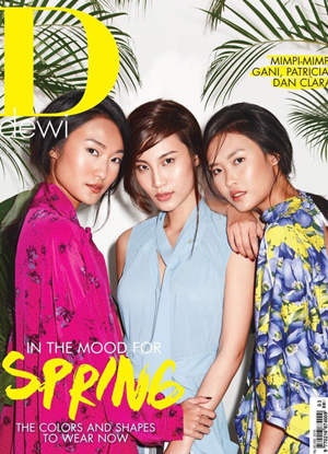 Dewi Magazine, April 2018