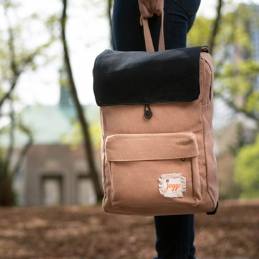 JOGGO BAGS - Thoughtfully crafted and functionally designed bags for greater good. Change the world one bag at a time. 100% of proceeds fund refugee education in partnership with CARE Canada.